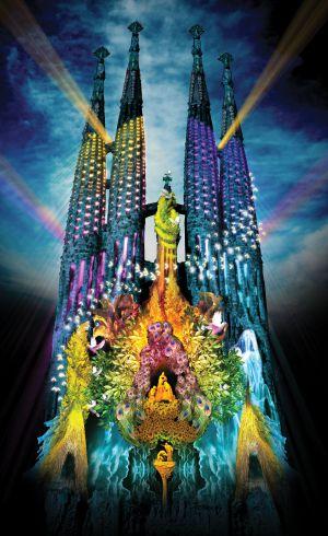 La Merc llega a la Sagrada Familia  Catalua  EL PAS
