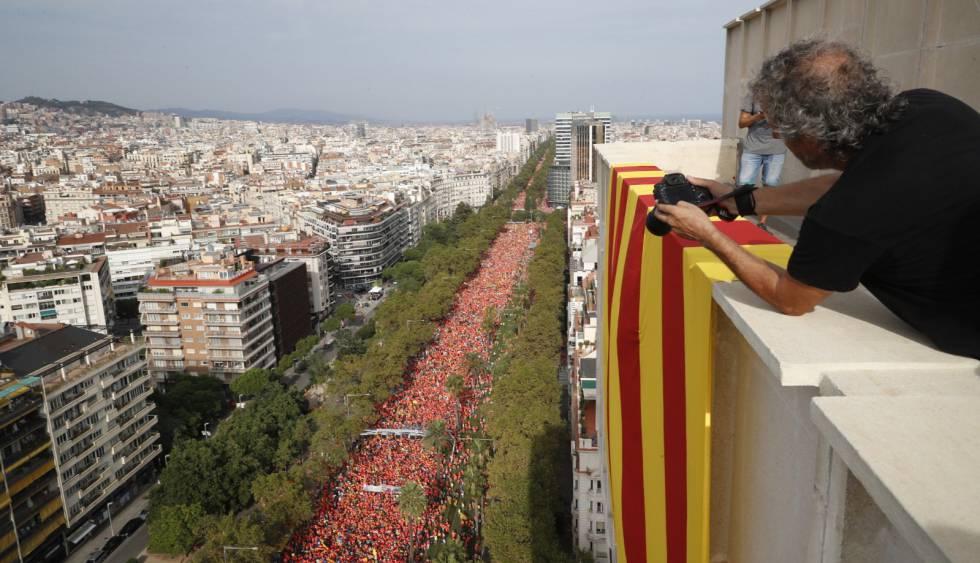 La Diada d'aquest any tindrà com a centre la plaça d'Espanya de Barcelona