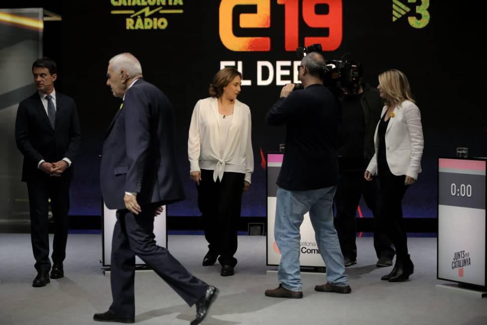 Barcelona perd davant de Madrid en la campanya del 'look' polític