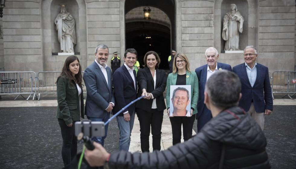 Barcelona, el dic de contenció del procés