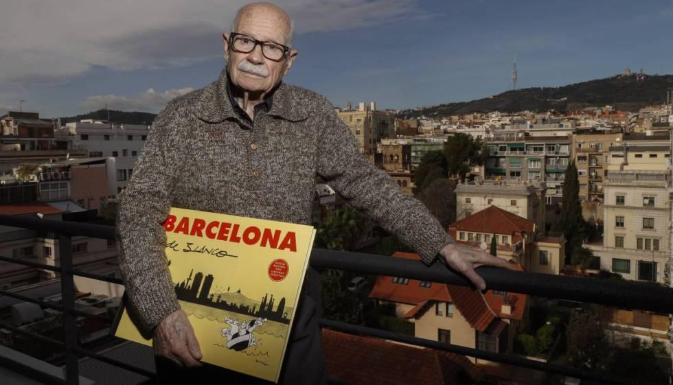 Mor Josep Maria Blanco, l'últim dibuixant del 'TBO'