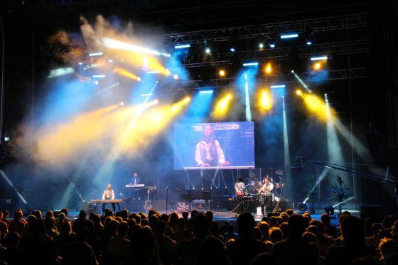 Starlite el festival de alta gama  Cultura  EL PAS
