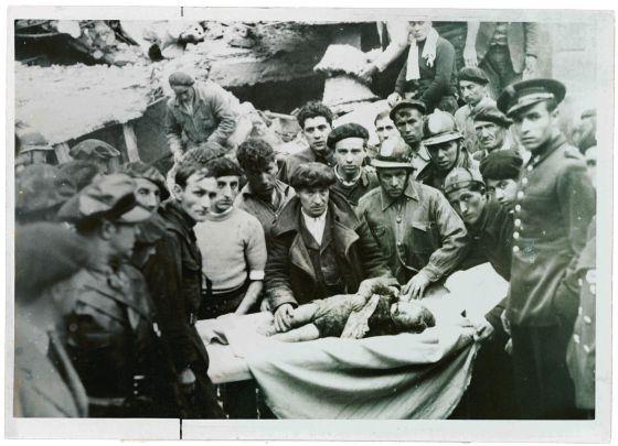 Guerra Civil, trinchera de la imagen | Cultura | EL PAÍS