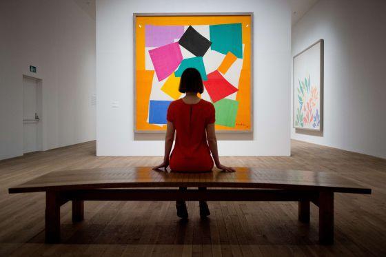 Henri Matisse un genial corta y pega  Cultura  EL PAS