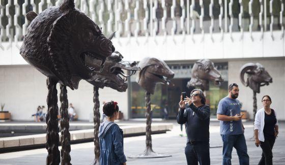 Ai Weiwei por primera vez en Mxico en el Museo de