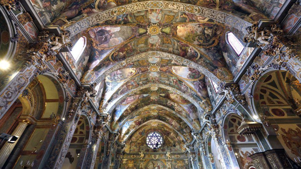 Resultado de imagen de iglesia de san nicolás Valencia