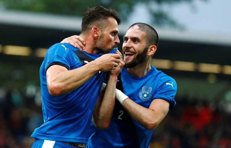 Mundial 2018: Kosovo, la nueva frontera del fútbol   Deportes   EL PAÍS