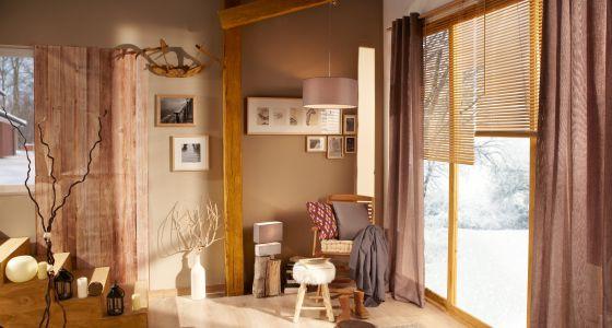 Cmo elegir una buena cortina o alfombra este invierno