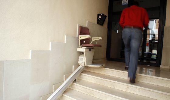 El edificio accesible tiene un plazo  Vivienda  EL PAS