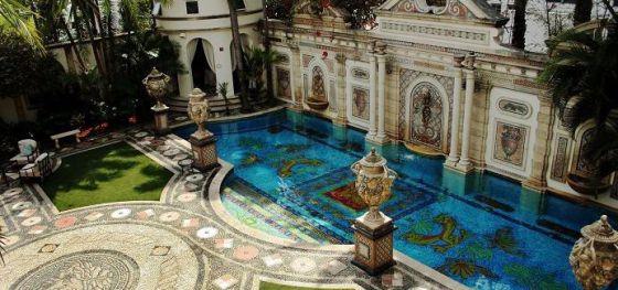 La mansin de Versace busca la paz  Gente y Famosos  EL PAS