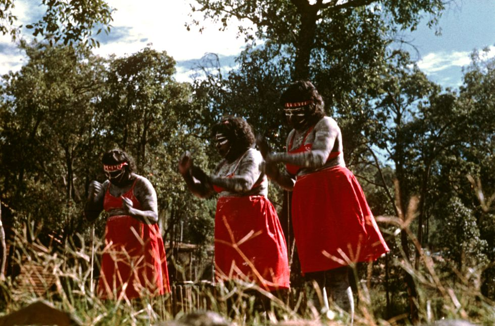 Ritual aborigen