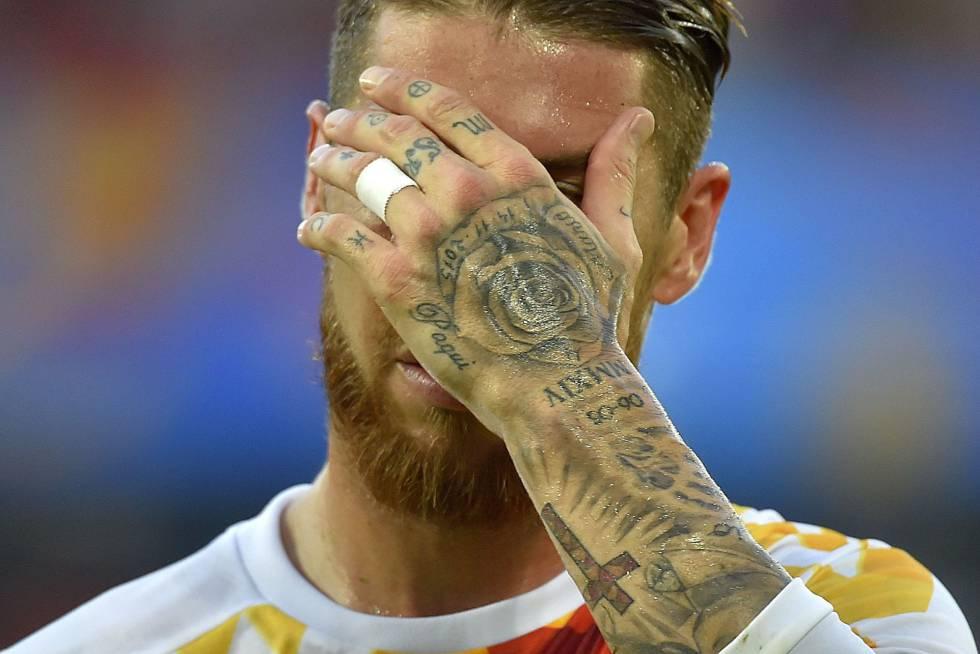 Fotos Eurocopa 2016 Los Tatuajes Más Curiosos De La Eurocopa