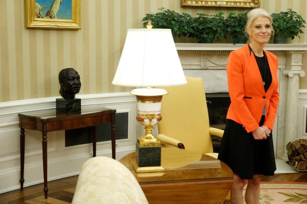 Fotos La nueva Casa Blanca  Internacional  EL PAS