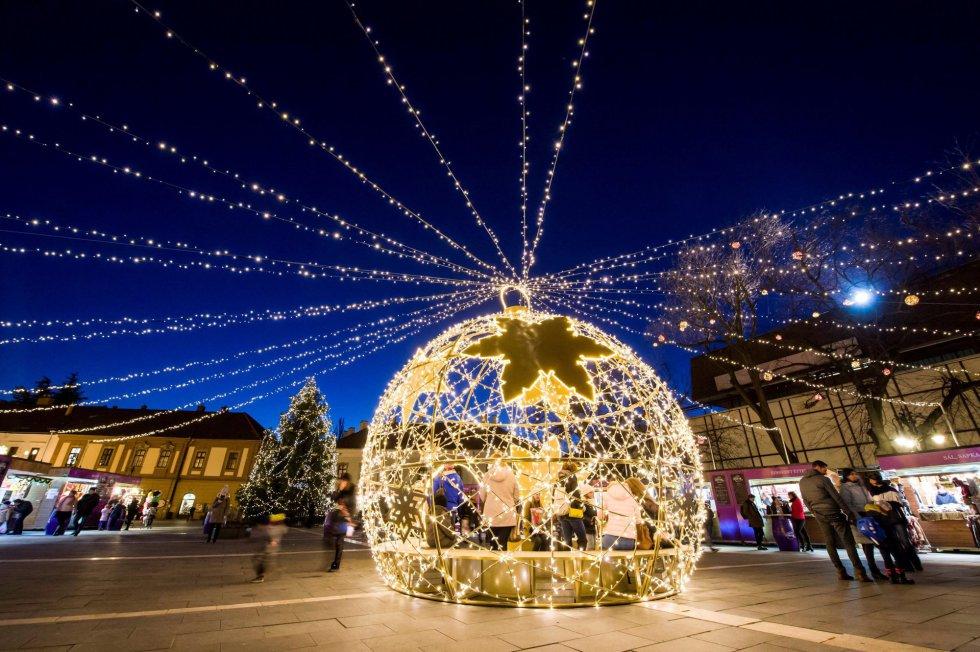 Fotos Fiestas navideas La Navidad ilumina las calles de