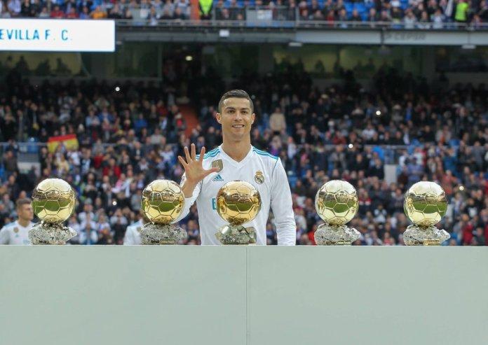 El pasado mes de diciembre, el futbolista consiguió su quinto Balón de Oro.