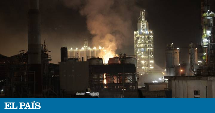 Explosion of a chemical plant: safety failures in Spain In English