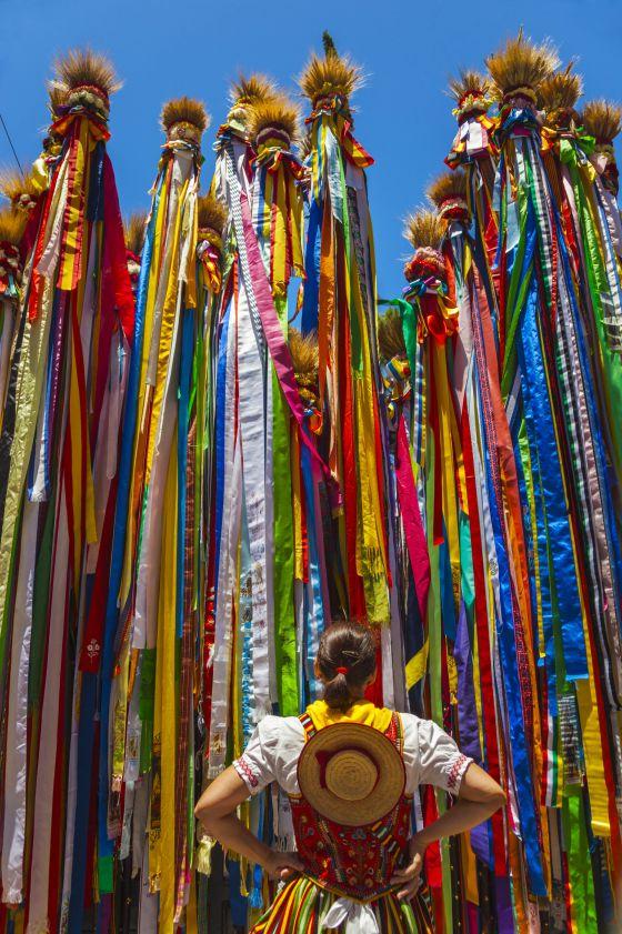 Baile de magos en La Orotava  El Viajero  EL PAS