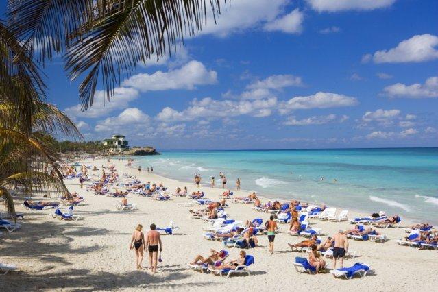 É uma das praias mais conhecidas de Cuba pelos hotéis e 'resorts' que beiram grande parte da costa. A praia de Varadero, ao nordeste da ilha, aparece no posto número três desta lista das melhores praias do mundo.