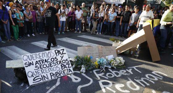 El conflicto de la calle en Venezuela tambin se libra en