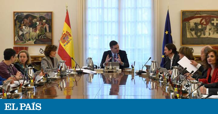 Coalition government in Spain: PM announces increase in pensions, defends attorney general after first government meeting | In English
