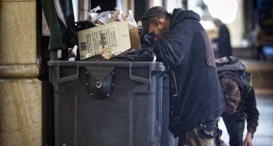 Resultado de imagen para españa pobreza
