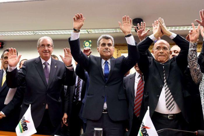 PMDB rompe com governo Dilma, movimento crucial para impeachment