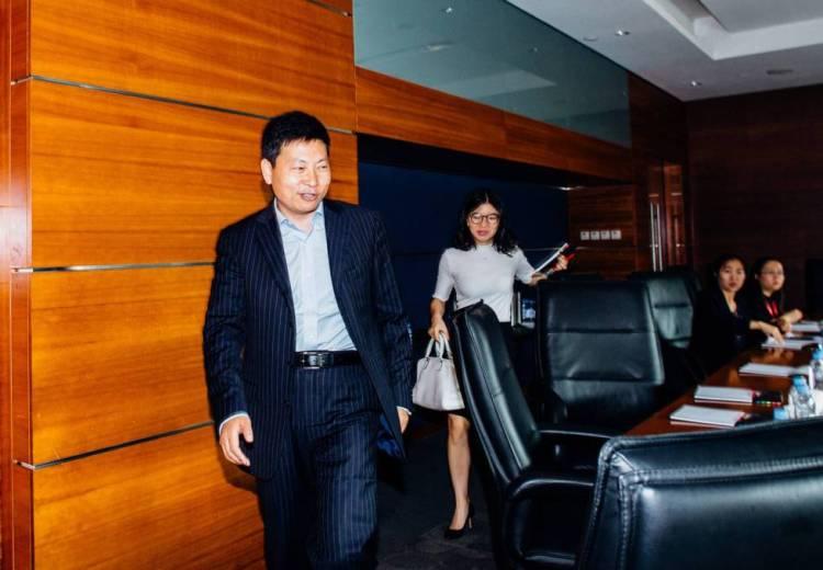 Yu Chengdong, CEO da Huawei