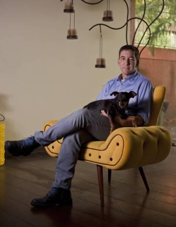 "Glenn Greenwald: ""Moro sabe que eu sei tudo que ele disse e fez. E sabe que vamos contar tudo"""