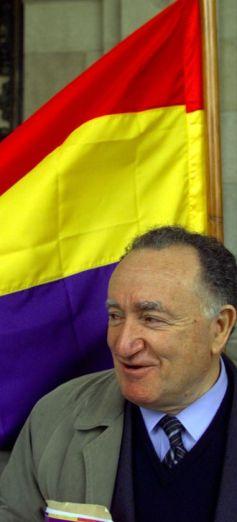 Alonso Montero, republicano espanhol | Foto: El País