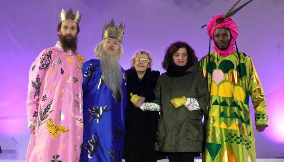 Reyes Magos de Madrid