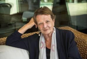 La exintendente del Palau de Les Arts de Valencia, Helga Schmidt.