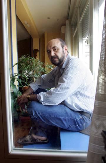 Ladislao Martínez, en su casa, en una foto de archivo de 2006.
