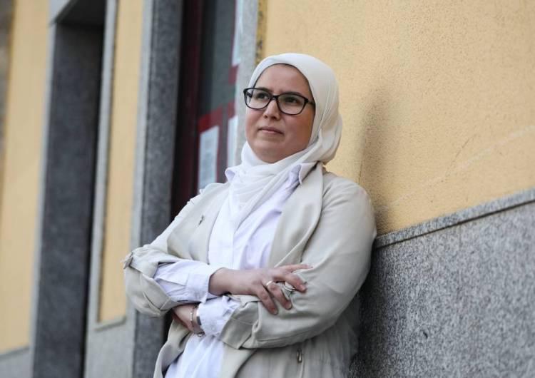 Maysoun Douas, candidata a concejala por Más Madrid.