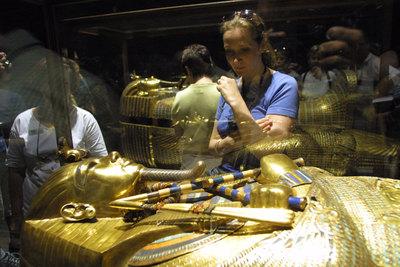 Resultado de imagen de Tutankamón