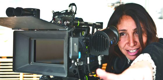 Haifaa Al Mansour, rompedora cineasta saudí