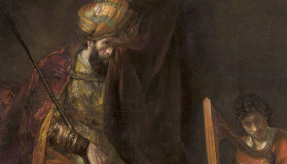 El cuadro 'Saúl y David' de Rembrandt