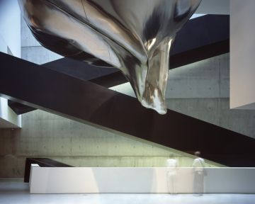 Centro de Arte Contemporáneo Rosenthal en Cincinnati.
