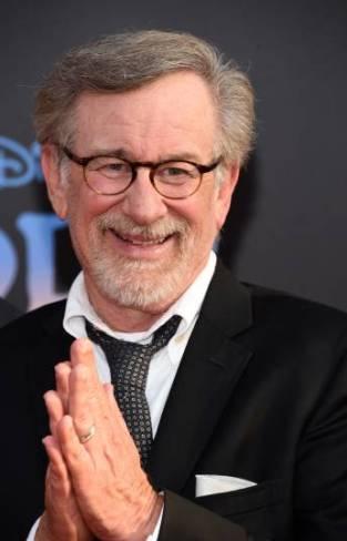 Steven Spielberg, el pasado 21 de junio en el estreno en Hollywood de 'Mi amigo el gigante'.