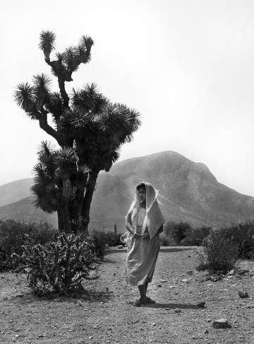 Actriz principal de 'El Despojo' 1959.