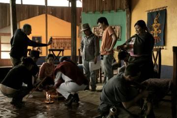 El quechua como idioma original de las películas