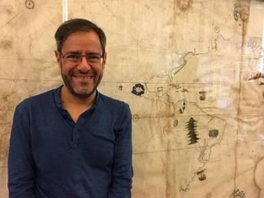 El historiador y escritor Federico Navarrete