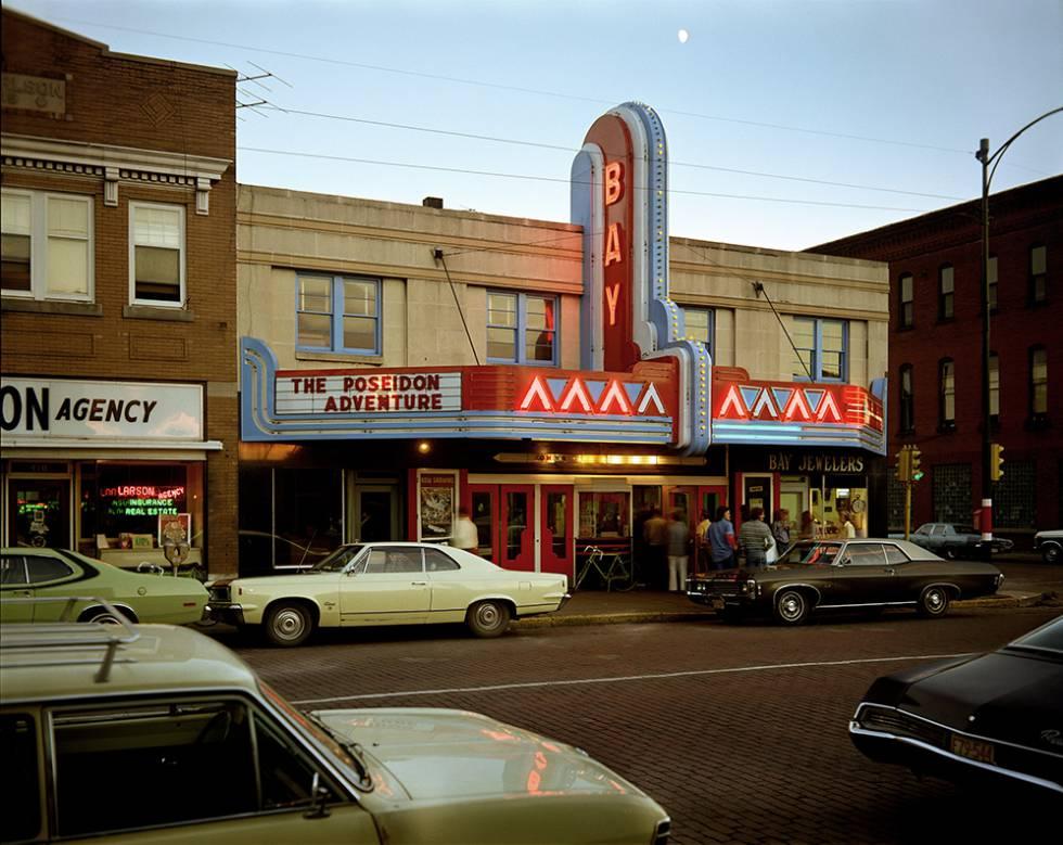 2nd Street, Ashland, Wisconsin,9 de julio, 1973