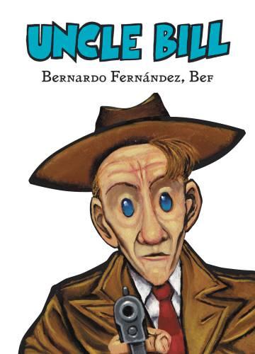 La carátula del libro del escritor mexicano Bef.