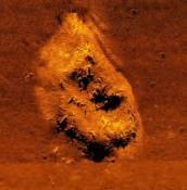 Imagen subacuática del pecio del 'San José'.