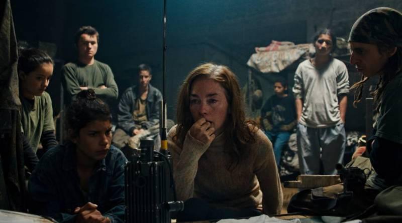 'Monos', película de acción sobre el conflicto colombiano, en busca del OSCAR