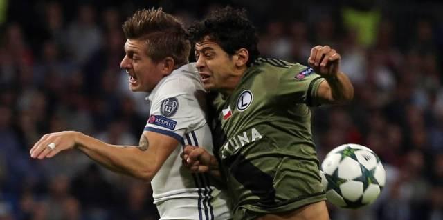 Real Madrid - Legia