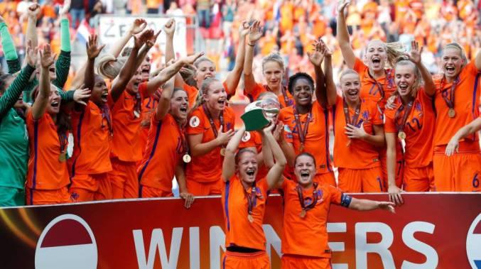 Holanda gana su primera Eurocopa femenina y desata la euforia nacional |  Deportes | EL PAÍS