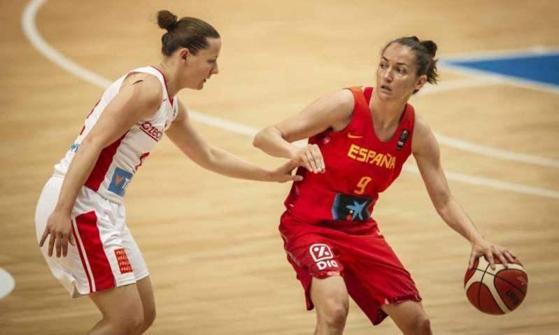 Laia Palau selección española