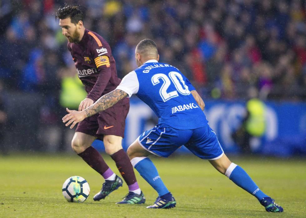 deportivo - barcelona