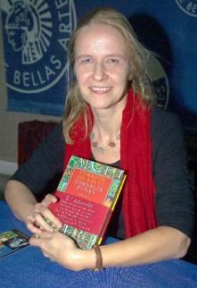Cornelia Funke escritora de Corazón de tinta